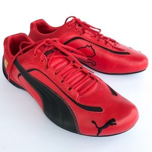 *SOLD* Puma Ferrari Racing Shoes